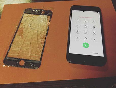 замена экрана iphone 7 воронеж
